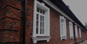 фасадный декор, утепление дома
