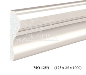 molding mo 125-1
