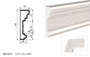 molding mo 125-2
