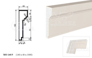 molding mo 140-5