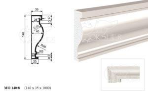 molding mo 140-8