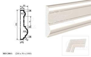 molding mo 200-1