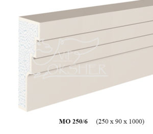 molding mo 250-6